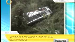 Choque en el Táchira.MP4