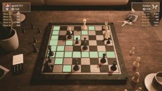 Chess with Sprawl