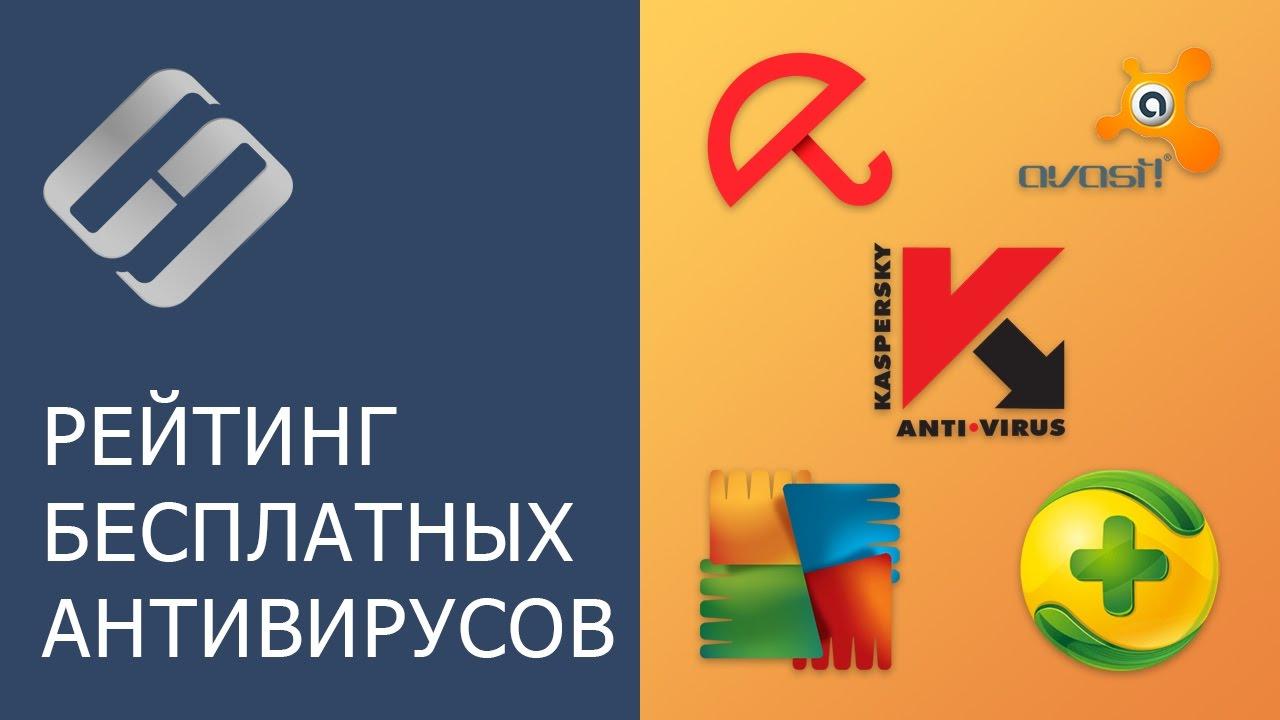 Рейтинг лучших бесплатных антивирусов на русском в 2017: Касперский, Аваст, AVG, 360, Avira ??️?