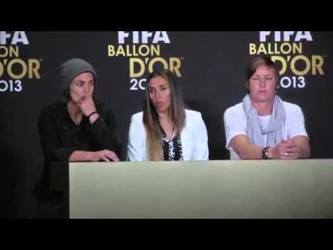 Women's Ballon d'Or nominee dismisses World Cup concerns