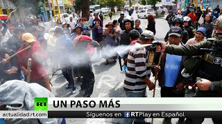 Bolivia: Opositores paralizan instituciones para presionar a Evo Morales