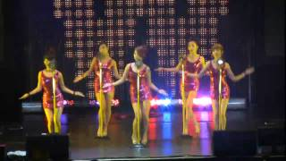 [HD] [Fancam] JYP Tour with the Wonder Girls in NY 03.08.09 - Nobody