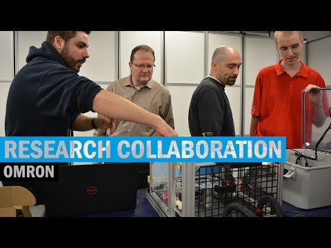 Research Collaboration – Humber & Omron