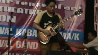 J Rock - Entah Bagaimana Cover