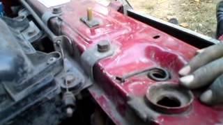 видео Открыть капот Ваз 2109, если порвался тросик