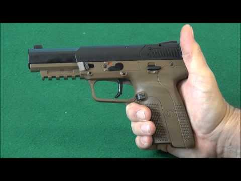"FN Five Seven ""Awesome Gun"" WeaponsEducation"