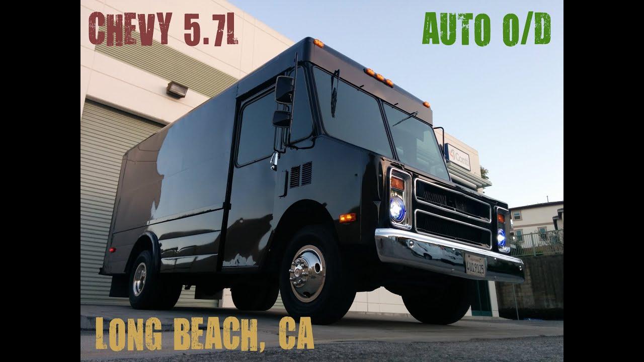 Chevrolet Vanette Food Truck
