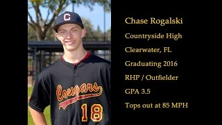 Chase Rogalski College Recruit Look video