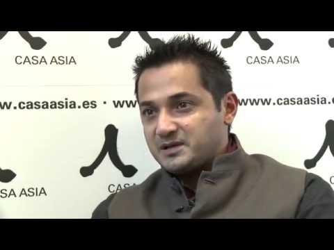 Entrevista con el escritor indio Siddarth Shanghvi