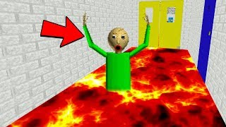 Funny moments in Baldi's Basics Animation || Experiments with Baldi Episode 08
