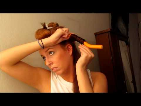 heatless-curls-using-bendy-rollers