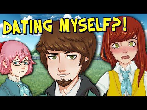 DATING MYSELF?! - Asagao Academy (NormalBoots Dating Sim)