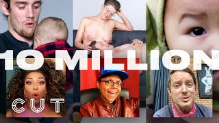 Celebrities Read Our Favorite Comments | 10 Million Subscribers | Cut