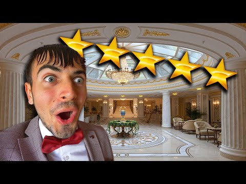 I Went To The Best Reviewed Hotel In Eastern Europe (SHOCKING!)