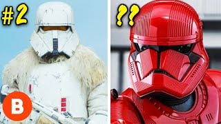 Star Wars Most Dangerous Stormtroopers Ranked