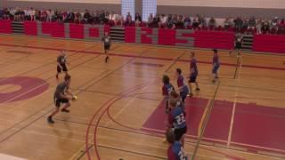 2016 WHSTHL Provincial Boys Handball Final