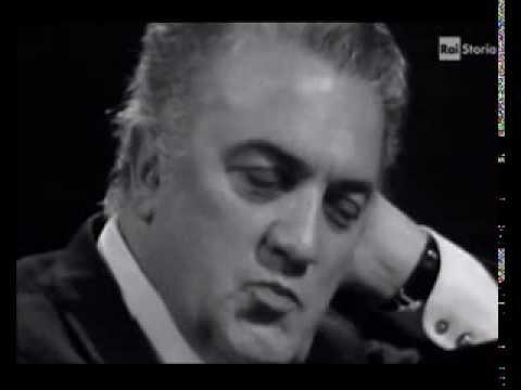 Federico Fellini - La sua visione della vita (per immagini)