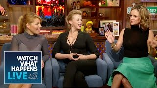 The Cast Of Fuller House Visit The Clubhouse In 360-Degree Video | WWHL