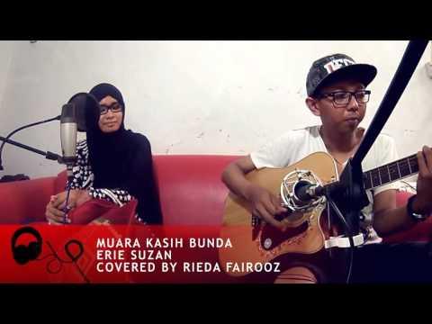 MUARA KASIH BUNDA (ERIE SUSAN) COVERED BY DP feat RIEDA FAIROOZ