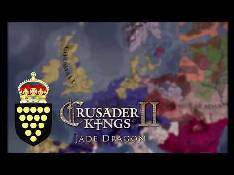 Let's Play Crusader Kings 2: Cathar Cornwall - #76 Ow my joints