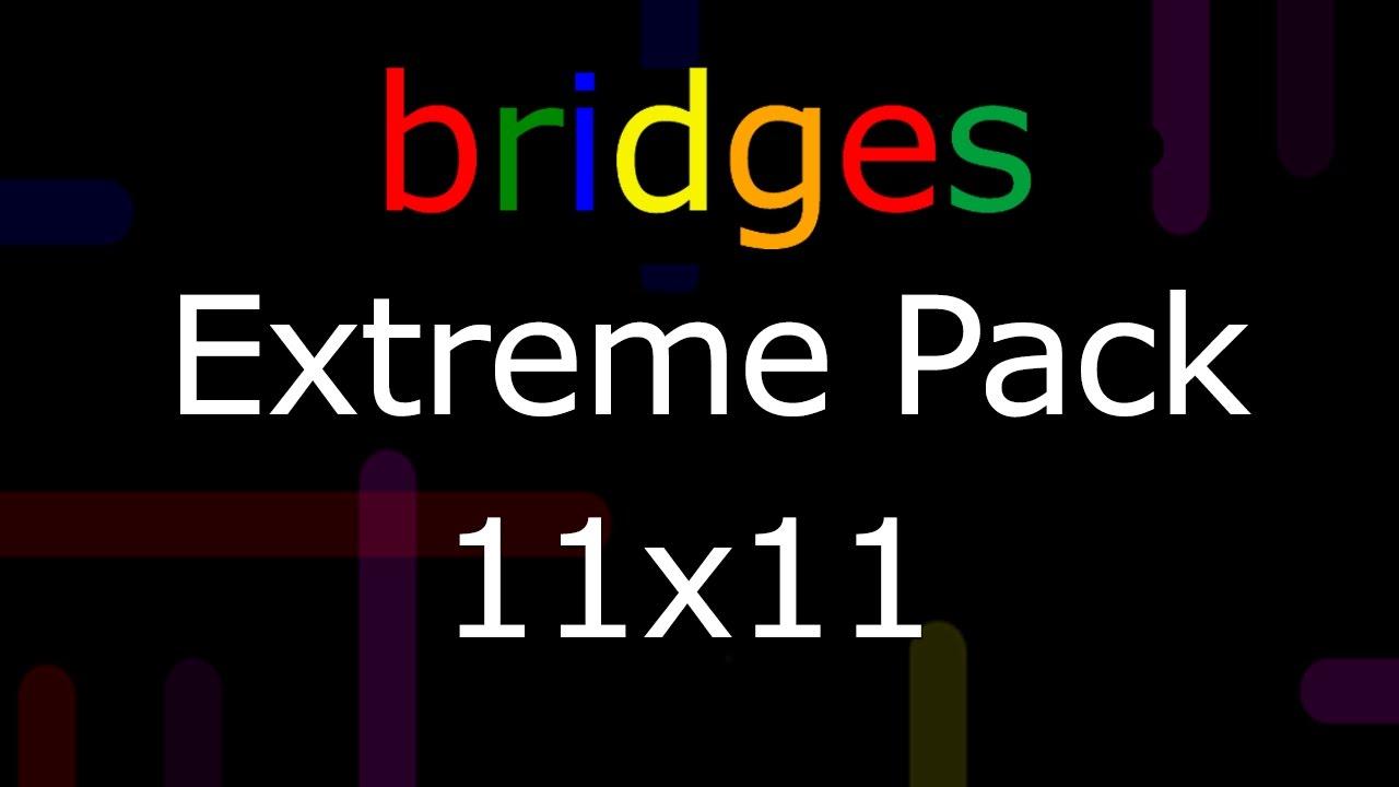 Flow Bridges Extreme Pack 11x11