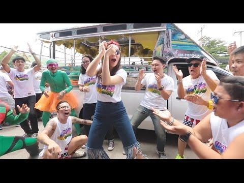 [Official Video]  แว้นฟ้อ แก้บน - แจ๊ส สปุ๊กนิค ปาปิยอง กุ๊กกุ๊ก