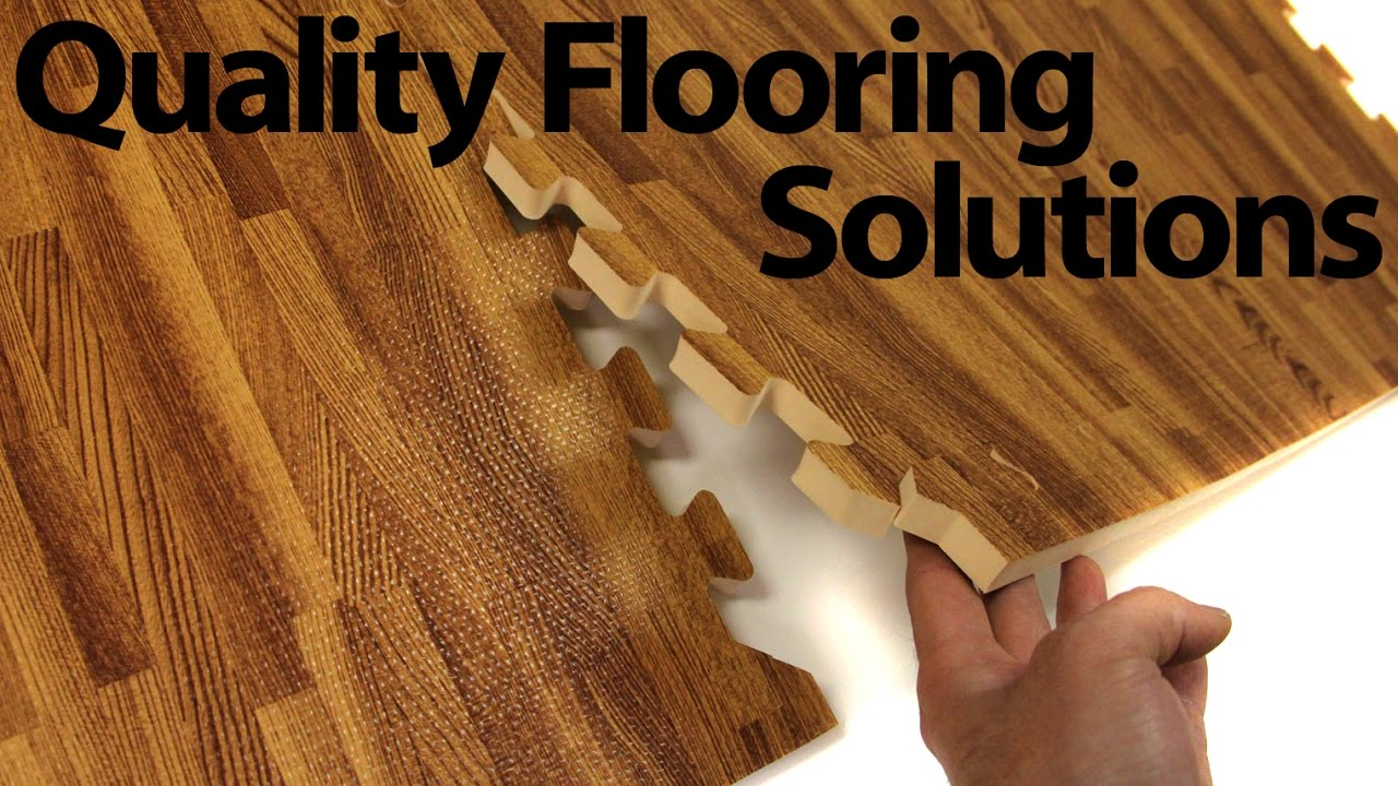 faux wood trade show flooring review