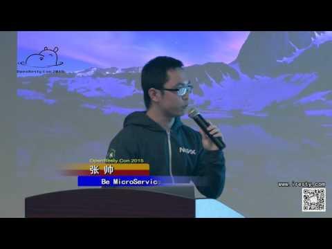 Be MicroService Hero (ZhangShuai)