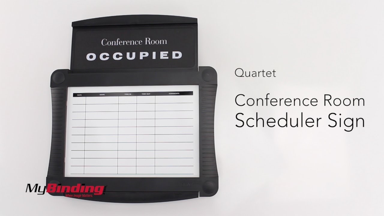 Conference Room Scheduler Free