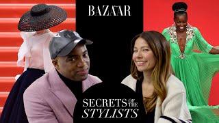 Celebrity stylists on Cannes fashion | Secrets of the Stylists | Bazaar UK