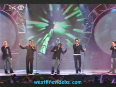 Westlife - Obvious  Childline 2004