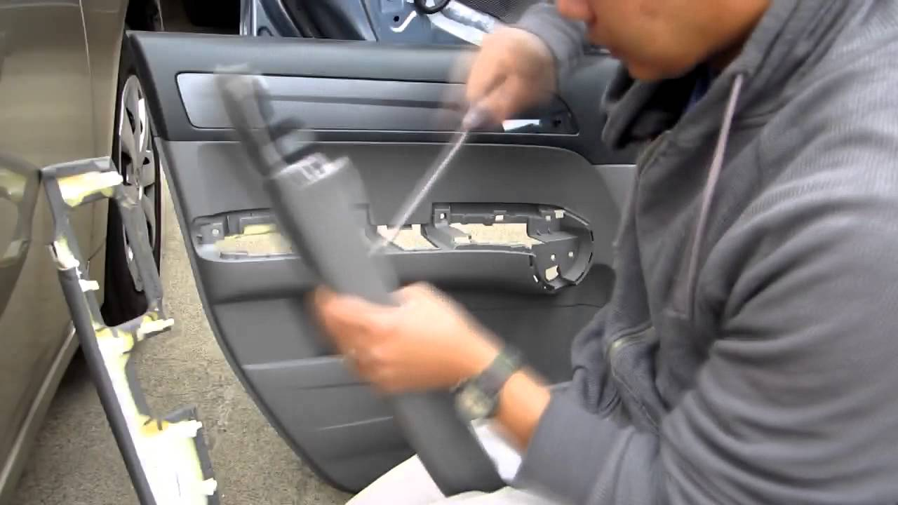 Honda Crv Door 2007 Panel Driver Side Youtube