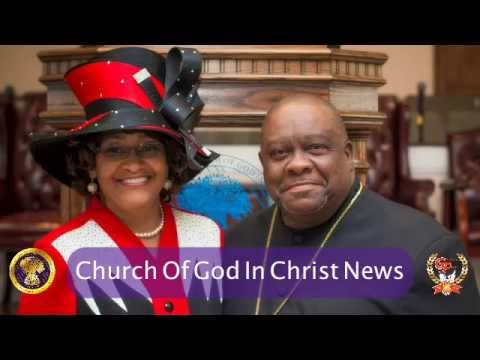MEMPHIS TN - GOSPEL FIRE NETWORK PRESENTS COGIC NEWS WITH BISHOP MICHAEL J. PADEN