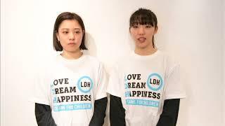 E.G.family重留真波(Flower)、中島美央(Flower)が、2018年3月11日に...