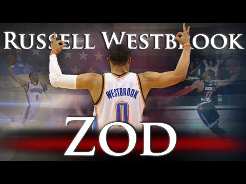 Russell Westbrook - Zod