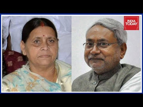 Allying With Nitish Kumar A Big Mistake : Rabri Devi Speaks To Rajdeep Sardesai