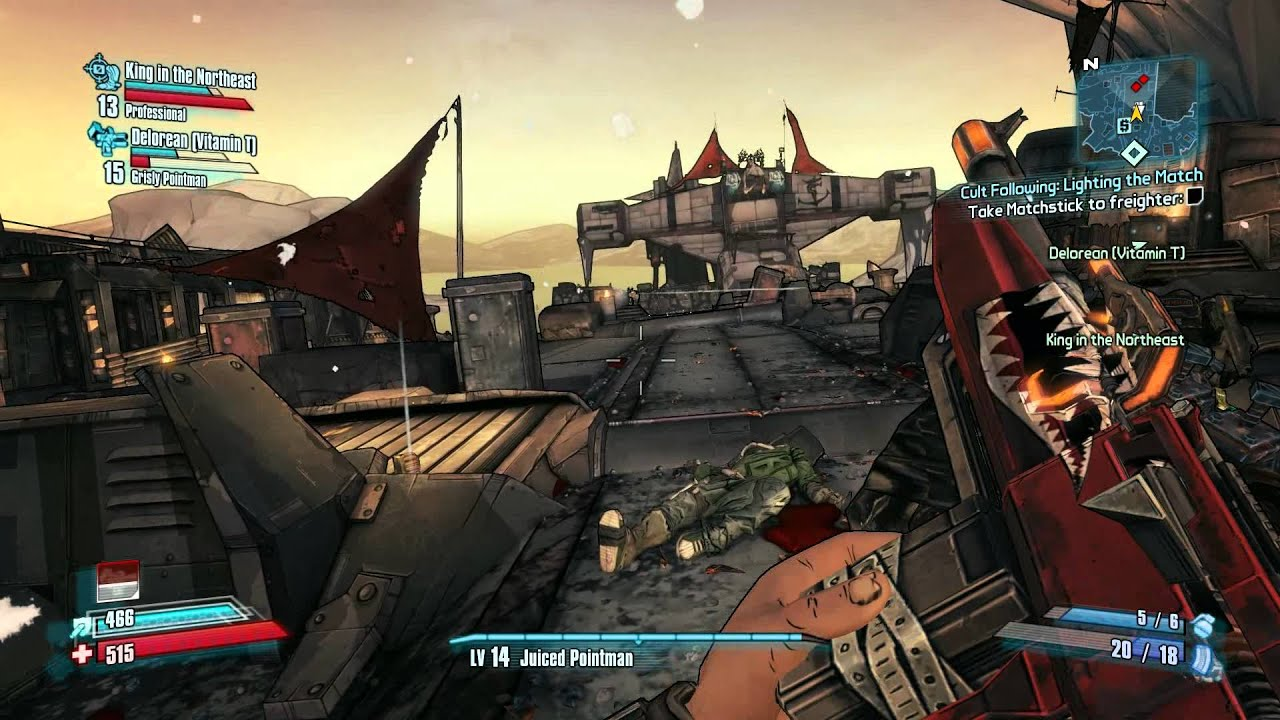 Borderlands 2 GTX 680 (max Graphics And PhysX)