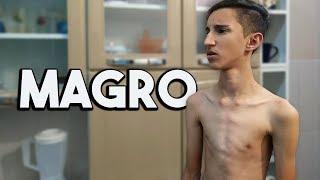 GORDO VS  MAGRO