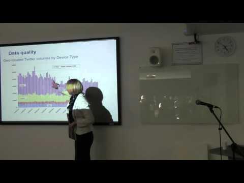 Big Data, big changes for Official Statistics?
