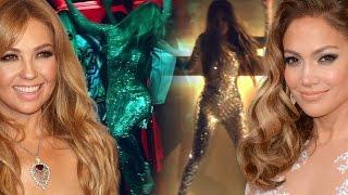 5 Cosas Que Thalia Le Copió a Jennifer Lopez