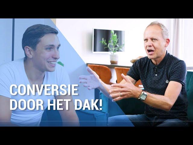 De conversie van je website verhogen, met neuromarketinggoeroe Martin van Kranenburg (Interview)