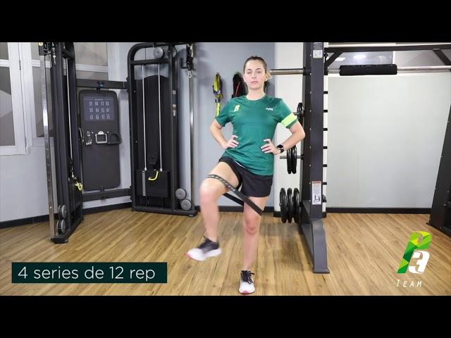 Flexion de rodilla con rotacion de cadera final