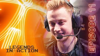 FNATIC Rift Rivals VLOG | Legends in Action 2019 - Episode 11