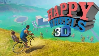 Guts And Glory - 3D HAPPY WHEELS