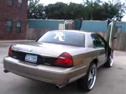 Grand Marquis On 26 S Youtube