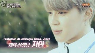 "Video Mini Drama do BTS - ""Flower Boys Bangtan High School"" download MP3, 3GP, MP4, WEBM, AVI, FLV November 2017"