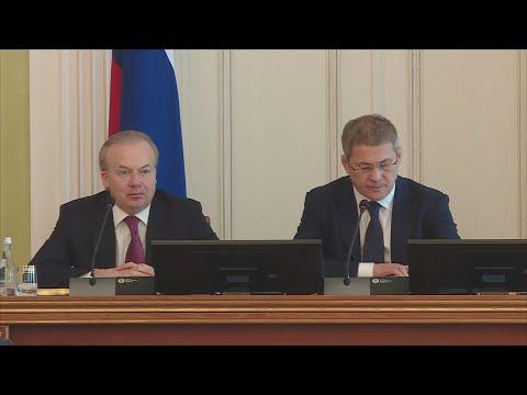 UTV. «Потерпите ещё две недели». Радий Хабиров ужесточает режим самоизоляции в Башкирии