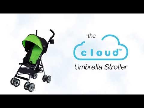 cosco umbrella stroller instructions