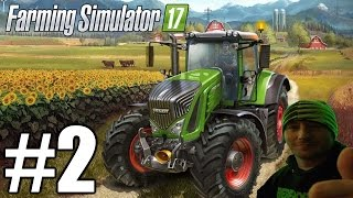 The FGN Crew Plays - Farming Simulator 2017 #2 - The Amazing Train (PC)