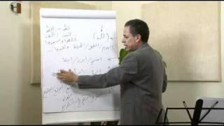 الدكتور إبراهيم صبري راشد - درس كتابة الهمزة .